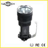 lumière potable campante rechargeable de 18650 4 batteries DEL (NK-655)