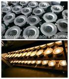 El CE LED aprobado abajo se enciende