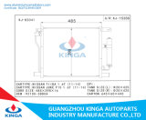 Condensatore caldo di vendita per Nissan Tiida 1.6t (11-14) con l'OEM 92100-3dd0a