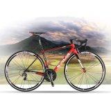 Bicis 2016 del camino de la fibra del carbón de la bici del camino del carbón del modelo nuevo para la venta