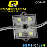 módulo do diodo emissor de luz do quadrado DC12V Ce&RoHS SMD5050 Samsung do poder superior 3chips