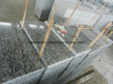 中国の白い波の花こう岩の石のタイルおよび花こう岩の床タイル