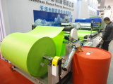 Stampatrice non tessuta automatica dello schermo di colore del tessuto uno