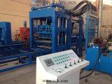 Máquina concreta automática del ladrillo de Zcjk Qty6-15 por completo