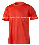 Wholesale Quick Dry polyester sport Athletic T shirt