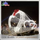 Luzes decorativas gigantes ao ar livre do arco do diodo emissor de luz do Sell direto de China