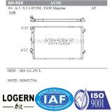 Radiateur en aluminium des pièces d'auto Ad-019 pour Audi A3/S3/Magotan'03- à