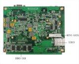Ingebed Intel aan boord van HoofdRaad D525 met 6*COM Lvds