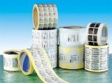 Verschiedenes Customized Self Adhesive Sticker oder Label mit Printing