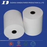 Qualität oberste überzogene 80mm x 60mm Registrierkasse Positions-Papier-Rolle