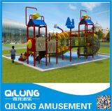 De plastic Pool van het Water glijdt Fabriek in China (ql-150707E)