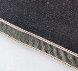 11oz Linen Cotton Selvedge Jeans Fabric (JY9883)