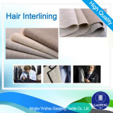 Cheveu interlignant pour le procès/jupe/uniforme/Textudo/9001 tissés
