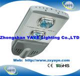La luz de calle de la MAZORCA 100W LED del diseño de Yaye 2016/la farola más nuevas de la MAZORCA LED con 3/5 año de garantía