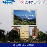 Schermo esterno del pannello di alta luminosità di P6 HD