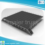 Sale를 위한 좋은 Wedding Ajustable Portable Mobile Event Stage Platform