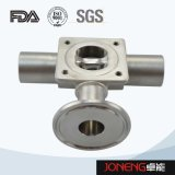 Soupape de membrane de bas de réservoir d'acier inoxydable (JN-DV3001)