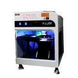 mini vidrio total incluido 3W y grabador verde interno y de Surfac cristalino del laser de grabado de la máquina del laser