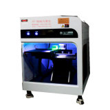 Mini vidrio total incluido y grabador verde interno y de Surfac cristalino del laser de grabado de la máquina del laser