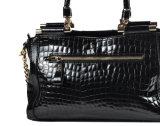 Handtasche M10035 der Kuh-ledernen Damen