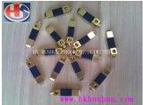 Pinos de bronze da precisão com cobre de China (HS-BS-0063)