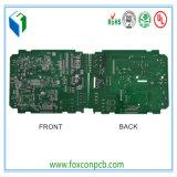 6 전기 미터 PCB 널을%s 층 Rogers+Fr4 PCB 널
