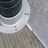 Máquina de chanfradura da placa portátil com motor da potência