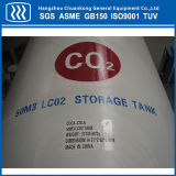 Криогенная Жидкий кислород азот бак для хранения СО2