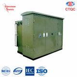 De droge Transformatoren van de Distributie van de Macht van het Voltage van het Type Middelgrote