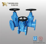 Iron duttile Gate Valve con CE Approved