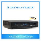 Contenitore originale tv via cavo di LC Dvbc Digital della Zgemma-Stella della ricevente Enigma2