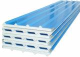 Witte EPS Sandwich Panel voor Wall /Roof