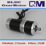 Motore senza spazzola BLDC di NEMA23 120W con il 1:10 di rapporto della scatola ingranaggi