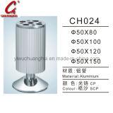 アルミニウム家具の足、アルミニウムソファーの足(CH024)