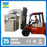 Bloco concreto automático do Paver do material de construção que faz a maquinaria