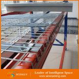 Warehouse Rackのための頑丈なGalvanized Wire Mesh Decking