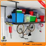 Garage-Speicher-System, Garage-Speicher-Regal/Zahnstange, Garage-Speicher-Einteilung