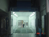 Roof Motor Spray Booth