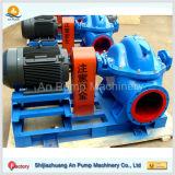 Le cas horizontalement dédoublé pompe la machine actionnée par moteur électrique de pompe d'irrigation d'agriculture de moteur diesel