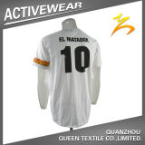 Valence Team dans Quick Dry Functional Fabric Football Shirt