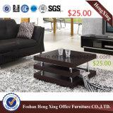 Pequeña mesa de centro de madera lateral del té $15 (HX-CT0109)