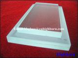 De panneau de processus en verre de quartz fondu d'échelle de résistance thermique davantage