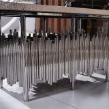 2016 Tableau dinant en bois moderne du modèle le plus neuf 6 Seater