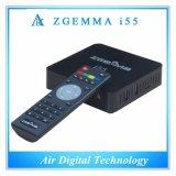 Медиа-проигрыватель USB WiFi OS Enigma2 Linux коробки Zgemma I55 IPTV каналов низкой стоимости полный