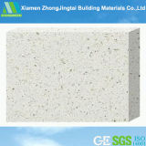 Mais recente Top Hot Sale White Artificial Quartz Stone