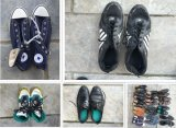 Трудные единственные дешевые используемые ботинки людей (FCD-005)