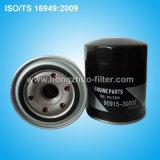 Filtro de óleo Auto 90.915-30.002 para Toyota