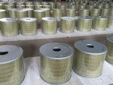 O poliéster plissado da celulose mistura o filtro de papel