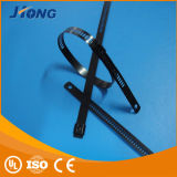 Type van Slot van de Band van de Kabel van het Roestvrij staal van de ladder het Type Bespoten Multi