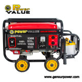 Potência Value Manufature Todo Types de Portable Gasoline Petrol Electric Generator (CE)